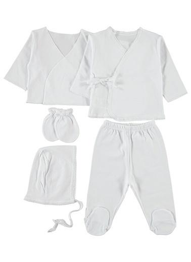Kujju Bebek Bakım Ürünleri Beyaz